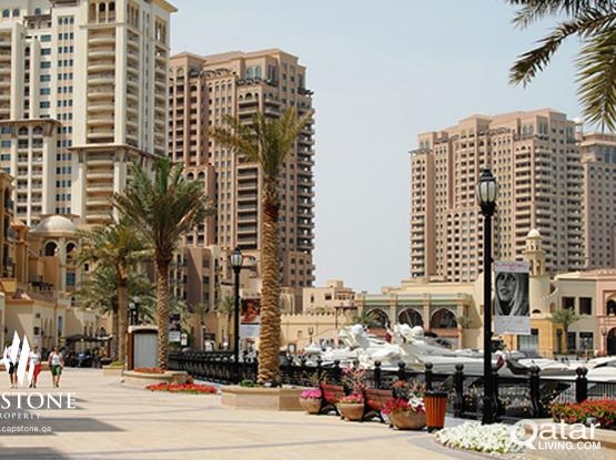 Great Investment Apt at The Pearl - Qatar