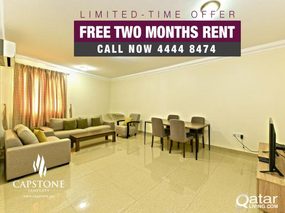 Amazing Offer!! FREE Two Months Rent at Old Airport