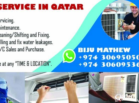 A/C,. SERVICES & FITTINGS