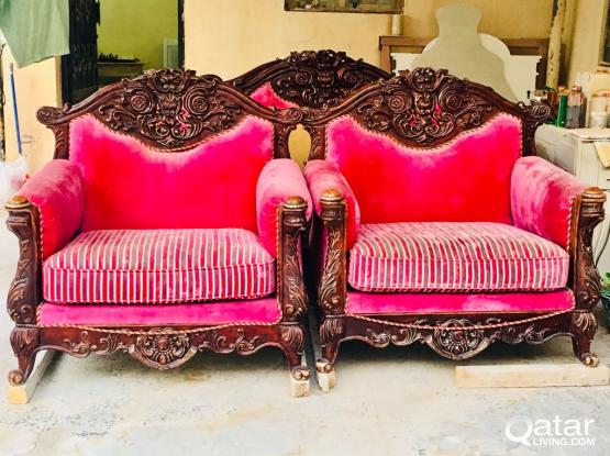 sofa set for sale | Qatar Living