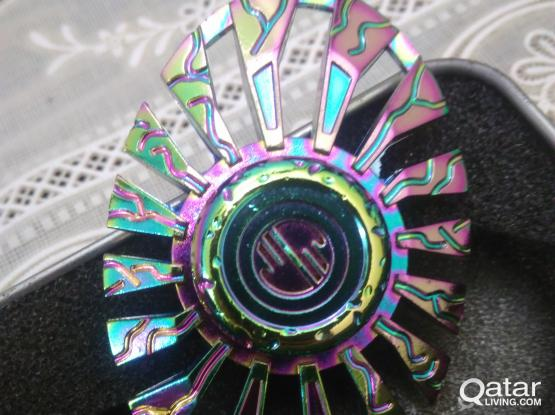 MULTI COLOR SPINNER NEW
