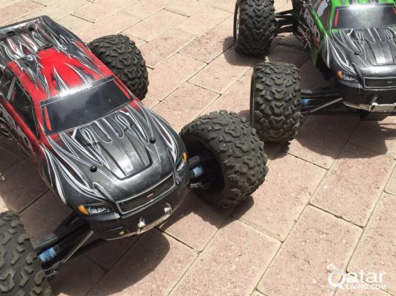 Traxxas Revo 3.3 remote controlled cars