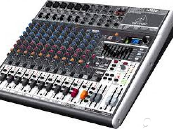 Behringer x1832 USB Mixer (New) with warranty Bill