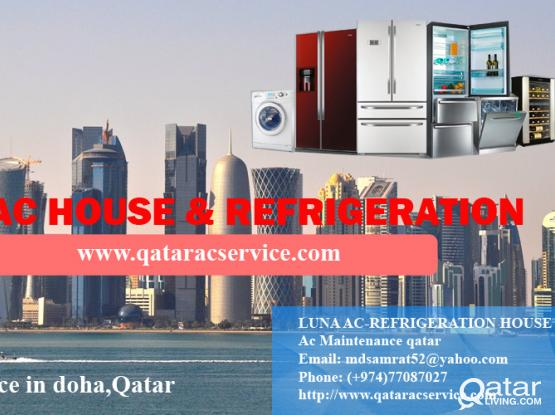 AC-FRIDGE-WASHING MACHINE REPAIR&FIXING QATAR 77087027(HOME SERVICE)