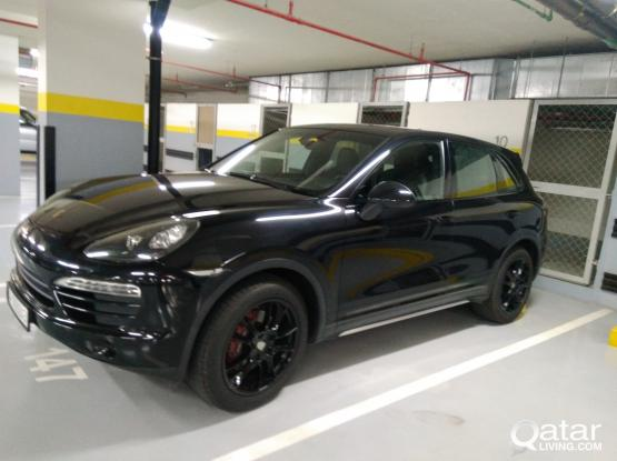 Porsche Cayenne S 2012