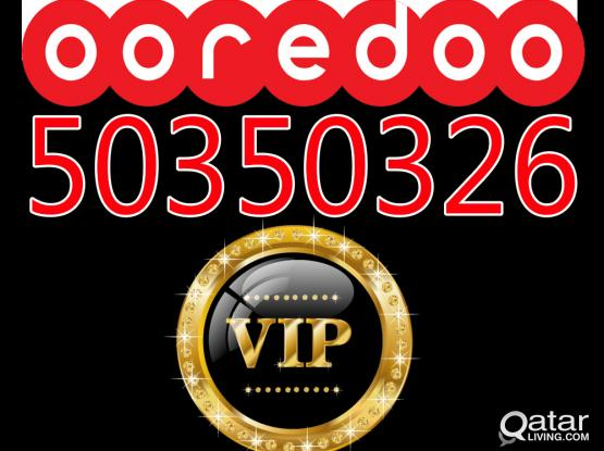 VIP NUMBER 50350326