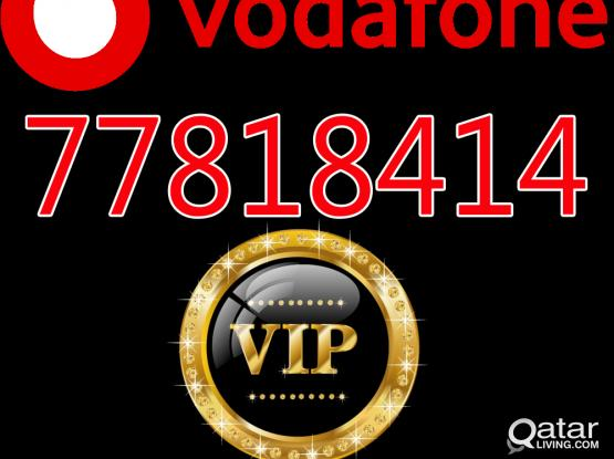 VIP NUMBER 77818414
