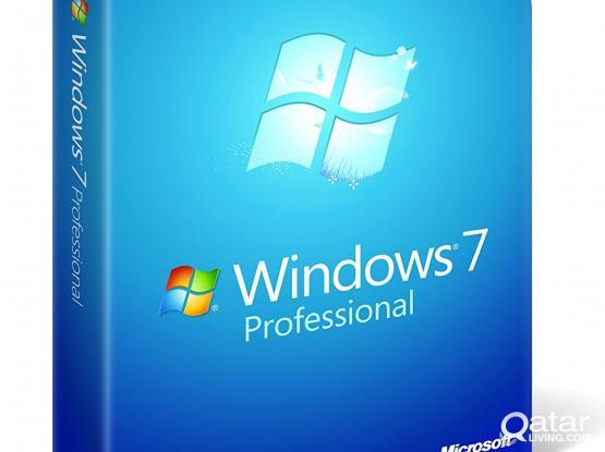 Windows 7 professional 64 bit
