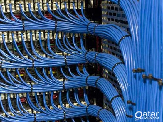 Structure Cabling Data/Voice