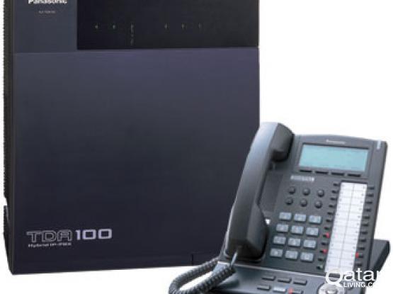 Analog, IP PBX sales, service and maintenance