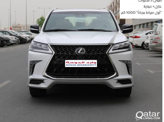 Lexus LX 570 S 2018