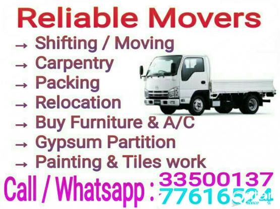 shifting //moving /carpenter /packing / service -33500137