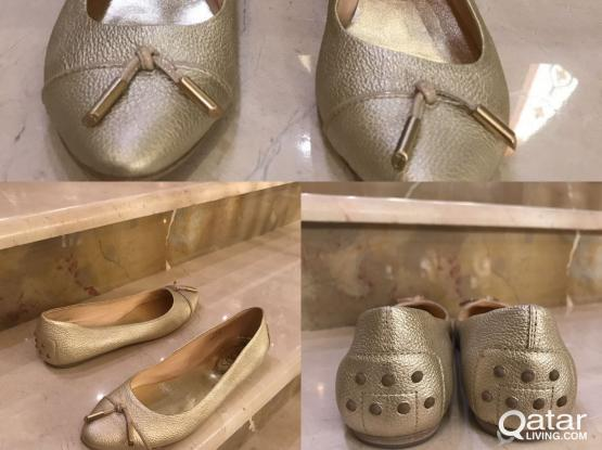 Authentic Tods Ballerines