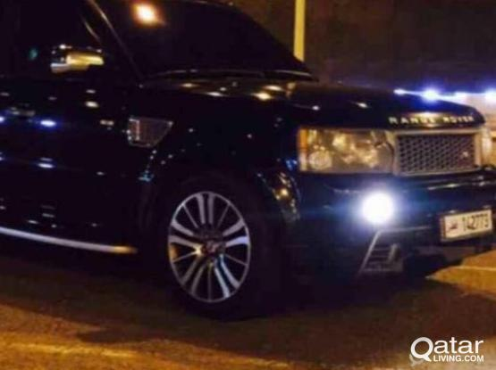 Big Offer Renting VIP 4*4 Car