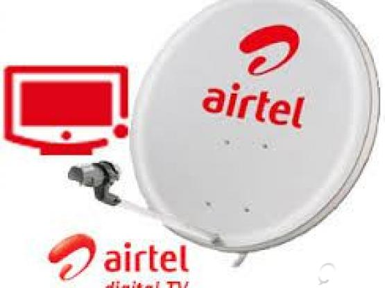DISH INSTALLATION & SALE -All Satellite ]--({{ AIRTEL RECHARGE }