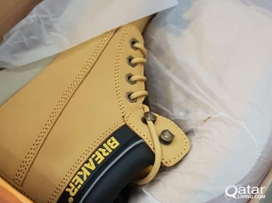 Safety Shoes Size 40