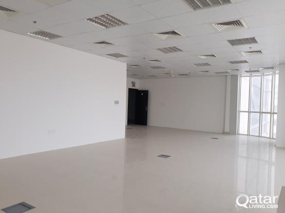 83 Sqm Open Office Space at B Ring Road