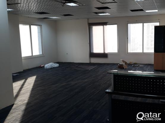 85 Sqm Office Space for rent at Al Sadd