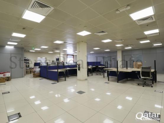Big Commercial Office For Rent at C Ring Rd