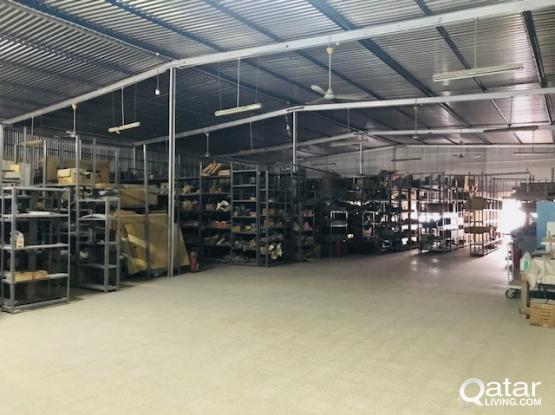 Garage & Shop for rent - 1700 sqmr