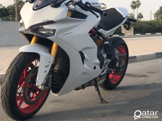 Ducati Street Fighter S 2017