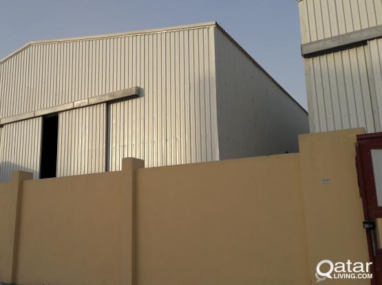 700 and 1350 sqmtr Warehouse for rent