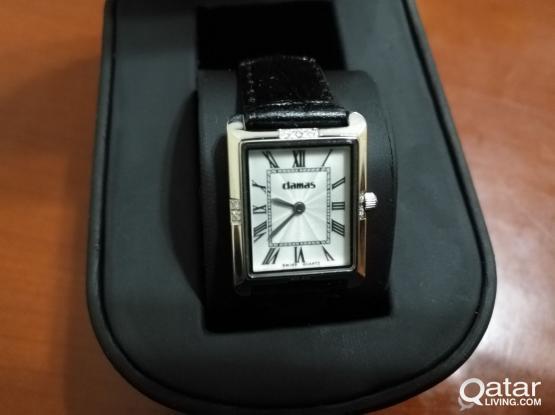 Brand New Diamond Watches Couple Set