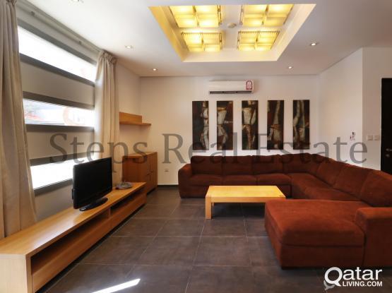 Beautiful Compound Villa 3 BHK at Ain Khalid