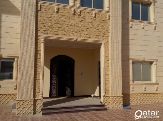Semi commercial villa for rent