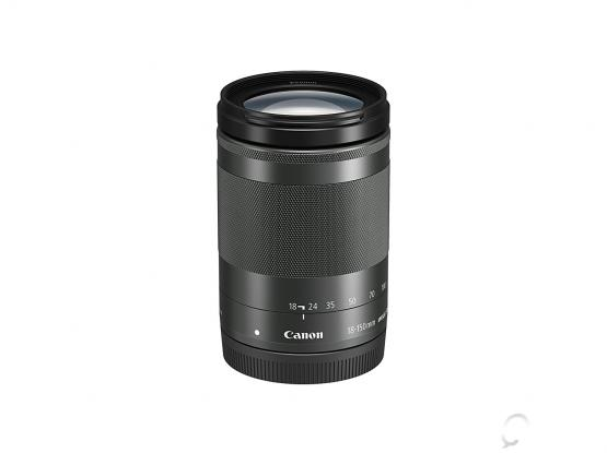 New without box Canon EF-M 18-150mm f/3.5-6.3 IS STM Lens (Graphite)