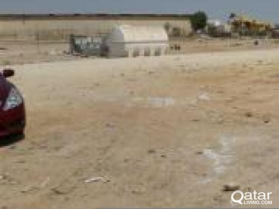 Fenced Land in Alkhor for Rent