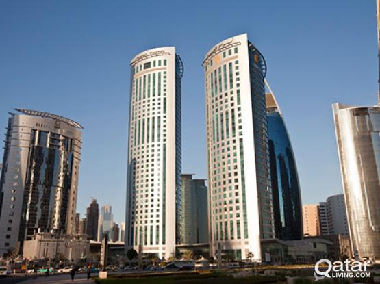 Rent your office space for 5-6 people in Doha, West Bay 23