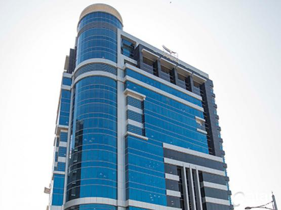 Rent your office space for 5-6 people in Doha, Al Owaina Tower