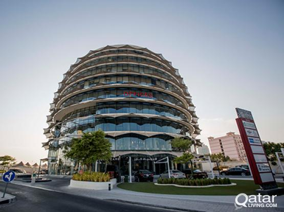 Rent your office space for 5-6 people in Doha, Al Ghanem Building