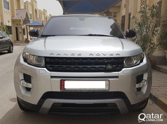 Land Rover Evoque Dynamic Plus 2015