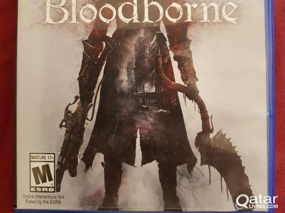 Bloodborne for sale