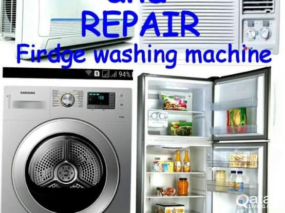 AC / FRIDGE  / WASHING MACHINE/ MAINTENANCE & REPAIRING.70366247.