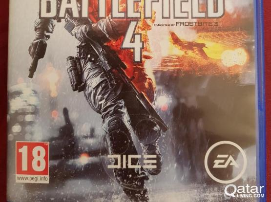 Battlefield 4 for sale (PS 4 ):
