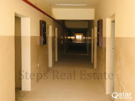 72 Labour Camp Rooms For Rent at Industrial