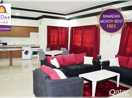 Beautiful Modern 2BR furnished unit in sakhama