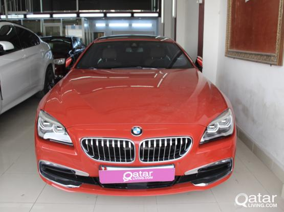 Bmw 640i 2016 Qatar Living