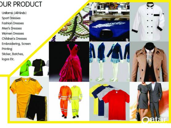 Uniform Tailoring and Marketing Services