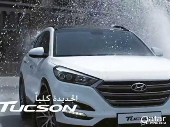 RAMADAN KAREEM ...HYUNDAI TUCSON 2500 PER MONTH  LIMITED OFFER CALL NOW - 77065512 , 44152020