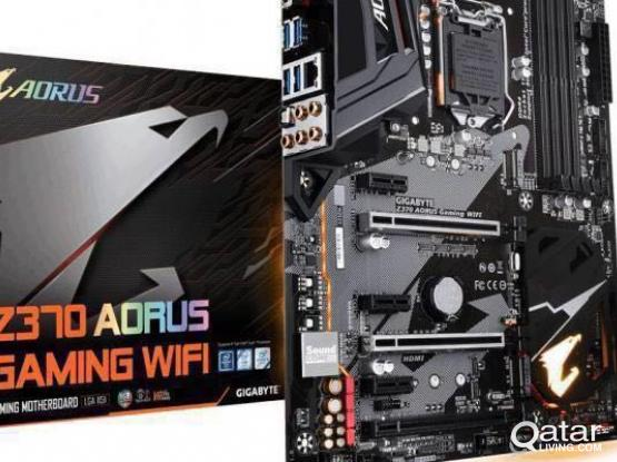 Z370 AORUS GAMING WIFI (SEALED NEW)