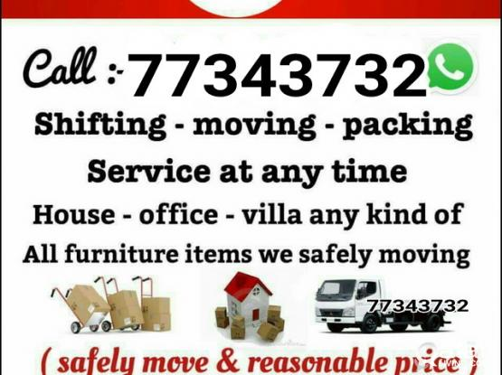 INFORMATION 77343732 / 33370219  Professional good price house villa office furniture shifting moving carpenter pickup transportation delivery service