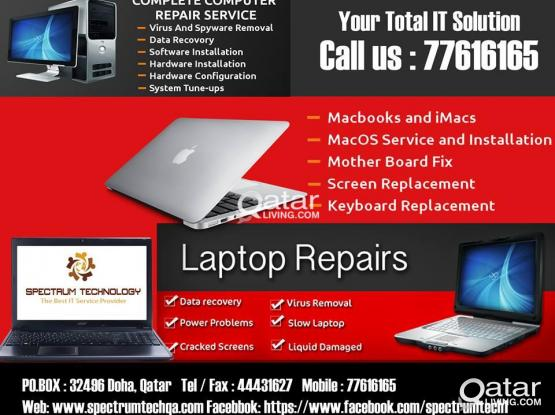 IT SERVICE AT YOUR DOOR STEP 77616165