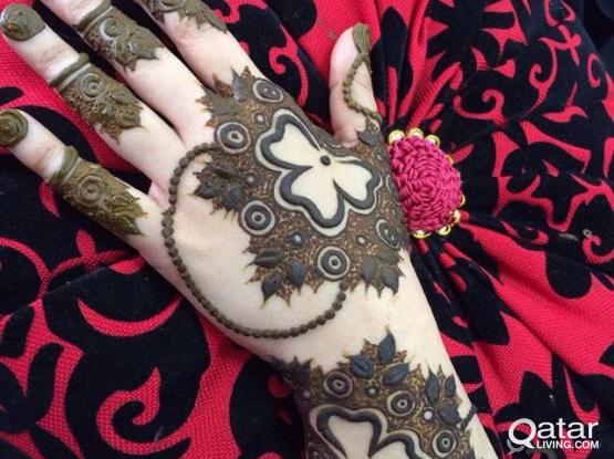 Teaching private Henna and Makeup Classes only for ladies