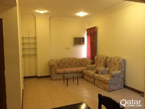 Fully Furnished 2BHK Apartment in Umm Ghwailina