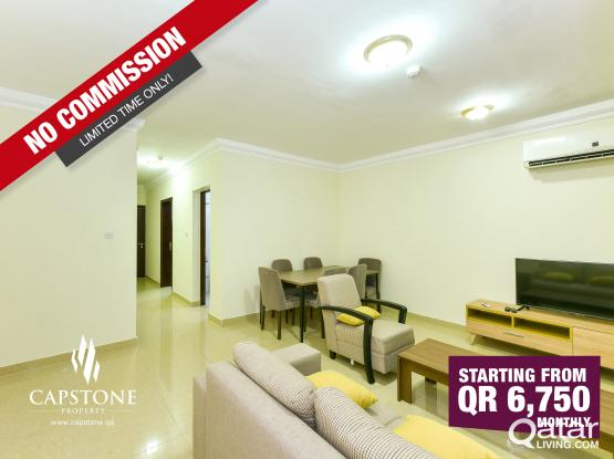 ☑️ FREE 1 Month ☑️ No Commission ☑️ Spacious and Convenient Flat
