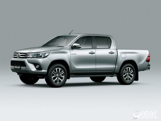 TOYOTA HILUX RAMADAN KAREEM OFFER CALL US NOW 31289420